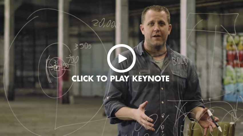 Watch the Keynote